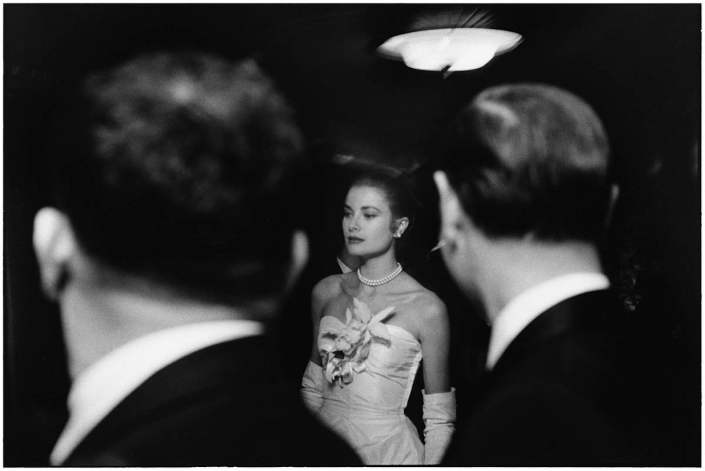 Eliott Erwitt - Grace Kelly