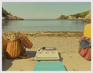 Photogramme extrait de Moonrise kingdom , Wes Anderson, ( 2012)